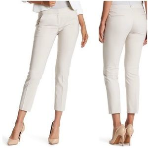Amanda & Chelsea Beige Slim Ankle Pants Size 14